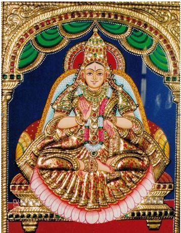 Ratipriya Dhanadesvari image